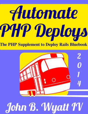 Automate PHP Deploys