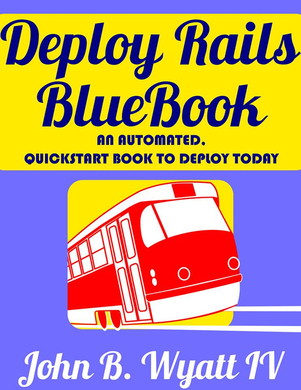 Deploy Rails BlueBook